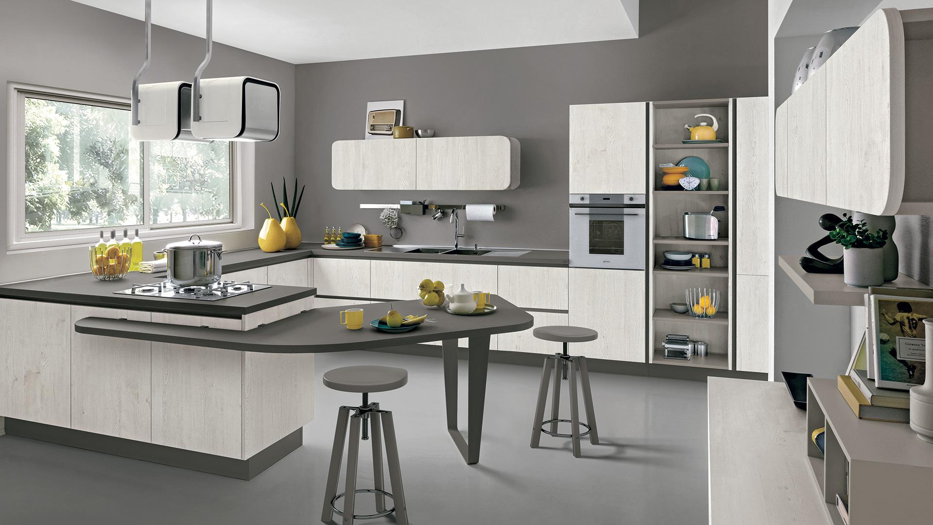 Immagina Neck - Modern Kitchens