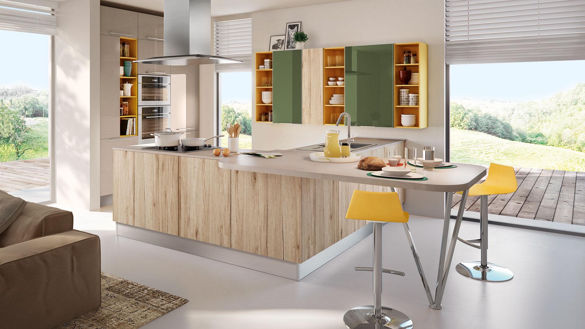 swing modern-kitchens